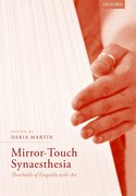 Cover for Mirror-Touch Synaesthesia