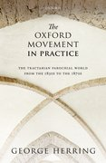 Cover for The Oxford Movement in Practice