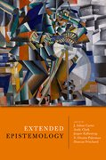 Cover for Extended Epistemology - 9780198769811