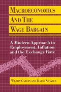 Cover for Macroeconomics and the Wage Bargain