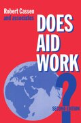 Cover for Does Aid Work?
