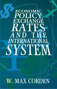 Cover for Economic Policy, Exchange Rates, and the International System
