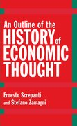 Cover for An Outline of the History of Economic Thought