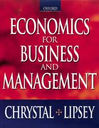 Cover for Economics for Business and Management