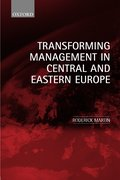 Cover for Transforming Management in Central and Eastern Europe