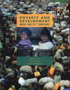Cover for Poverty and Development