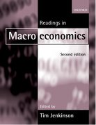 Cover for Readings in Macroeconomics