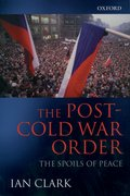 Cover for The Post-Cold War Order