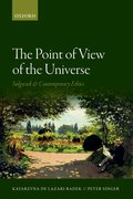 Cover for The Point of View of the Universe - 9780198776727