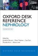 Cover for Oxford Desk Reference Nephrology