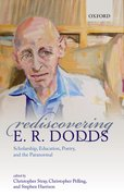 Cover for Rediscovering E. R. Dodds