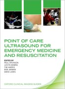 Cover for Point of Care Ultrasound for Emergency Medicine and Resuscitation