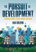 Cover for The Pursuit of Development - 9780198778035