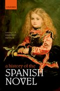 Cover for A History of the Spanish Novel