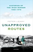 Cover for Unapproved Routes