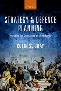 Cover for Strategy and Defence Planning