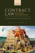 Cover for Contract Law Without Foundations