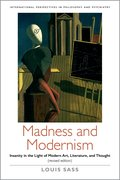 Cover for Madness and Modernism