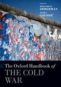Cover for The Oxford Handbook of the Cold War