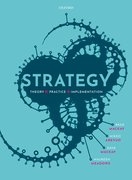 Cover for Strategy