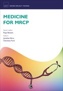Cover for Medicine for MRCP
