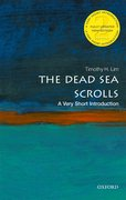 Cover for The Dead Sea Scrolls: A Very Short Introduction