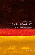 Cover for Measurement: A Very Short Introduction - 9780198779568