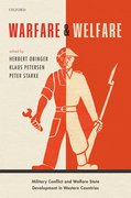Cover for Warfare and Welfare - 9780198779599