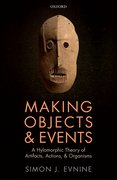 Cover for Making Objects and Events