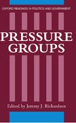 Cover for Pressure Groups