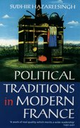 Cover for Political Traditions in Modern France