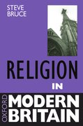 Cover for Religion in Modern Britain