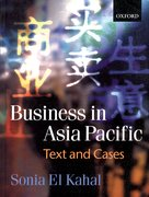Cover for Business in Asia-Pacific