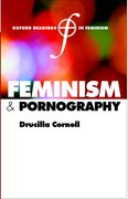 Cover for Feminism and Pornography