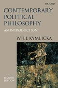Cover for Contemporary Political Philosophy