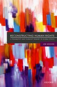 Cover for Reconstructing Human Rights