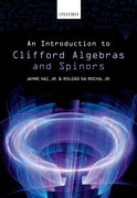 Cover for An Introduction to Clifford Algebras and Spinors
