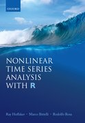 Cover for Nonlinear Time Series Analysis with R