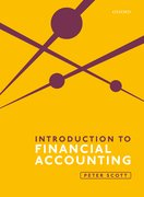 Cover for Introduction to Financial Accounting - 9780198783299