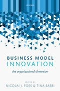 Cover for Business Model Innovation - 9780198783763