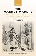 Cover for The Market Makers - 9780198783817