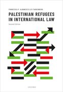 Cover for Palestinian Refugees in International Law - 9780198784050