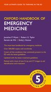 Cover for Oxford Handbook of Emergency Medicine