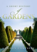 Cover for A Short History of Gardens