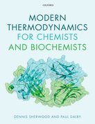 Cover for Modern Thermodynamics for Chemists and Biochemists - 9780198784708