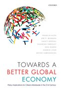 Cover for Towards a Better Global Economy