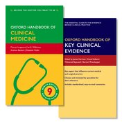 Cover for PACK OF OHCM 9E AND OH OF KEY CLINICAL EVIDENCE