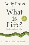 Cover for What is Life? - 9780198784791