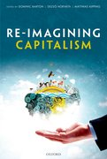 Cover for Re-Imagining Capitalism - 9780198785453