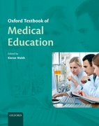 Cover for Oxford Textbook of Medical Education